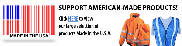 Support American-Made Products!  Click here to view our large selection of products Made in the U.S.A.