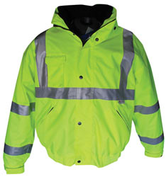 High Visibility Bomber Jackets Safety Products - EsafetyStore ...