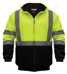 High Visibility Sweatshirts Safety Products - EsafetyStore ...