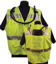 cooling hydration vest