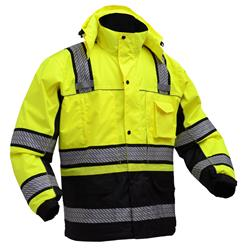 6b72e3769677 High Visibility Parkas   Jackets   Insulated Vests Safety Products ...